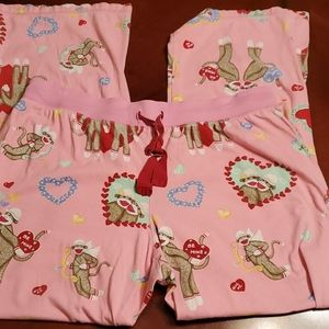Nick and nora pajama bottom